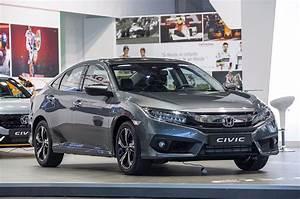 Honda Civic Sed U00e1n 2017  El Cuatro Puertas Ya Tiene Precios