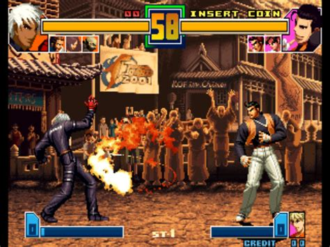 The King Of Fighters 2001 Game - Free Download Full