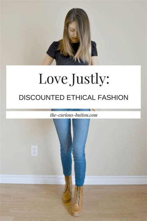 love justly  discounted ethical fashion ethical