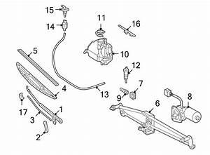 Dodge Sprinter 2500 Windshield Wiper Motor  Make  Replace