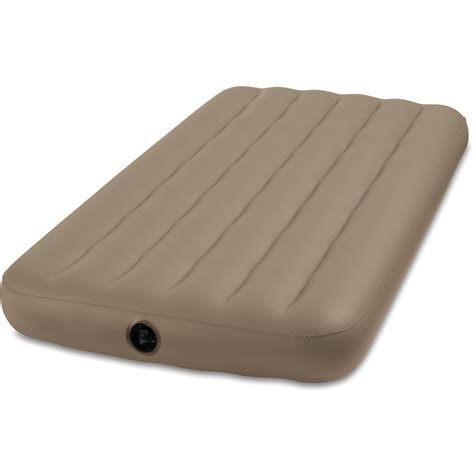 walmart up mattress intex 13 quot durabeam comfort plush mid rise airbed