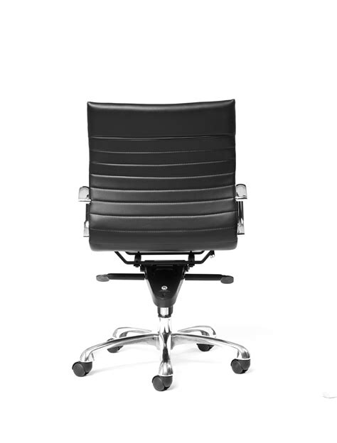 Venice G02 Modern Desk Chair or Conference Room Chairs