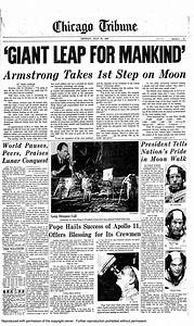 On July 20, 1969, Apollo 11 astronaut Neil Armstrong, is ...