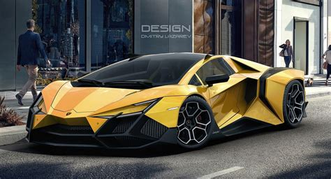 car lamborghini the lamborghini forsennato would be a proper raging bull