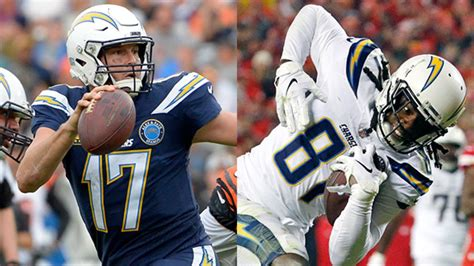 NFL Network's Peter Schrager: The Los Angeles Chargers are ...