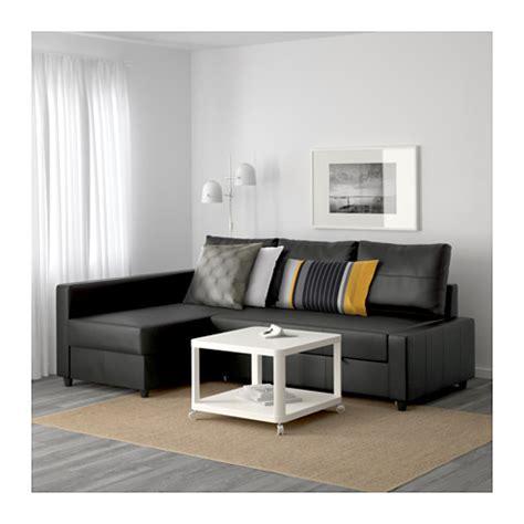 Friheten Corner Sofa Bed Bomstad Black by Friheten Corner Sofa Bed With Storage Bomstad Black Ikea