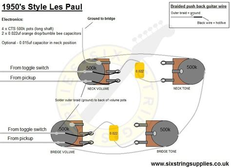 Les Paul Wiring