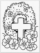 Coloring Remembrance War Poppies Canadian Printable Drawing Popular sketch template