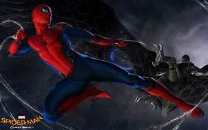 Spider Man Homecoming Concept Wallpapers