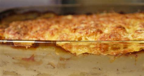 la cuisine de myrtille gratin de pommes de terre aux