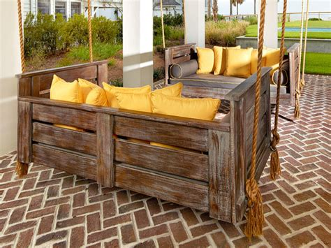 give a impression by using rustic outdoor