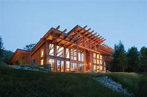 Modern, Log, And, Timber, Frame, Homes, And, Plans