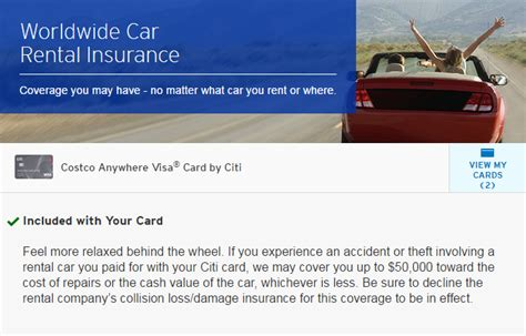 Is My Rental Car Covered By My Insurance?