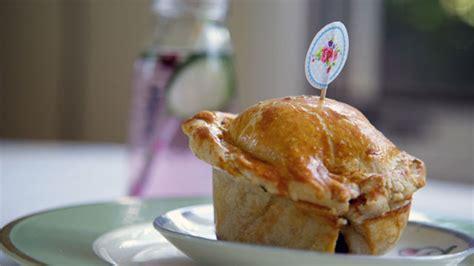pork picnic pies recipe picnic recipes pbs food
