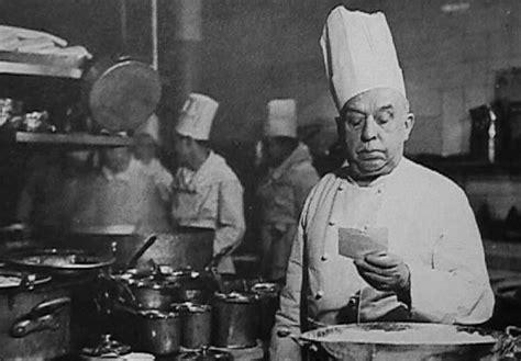 escoffier cuisine auguste escoffier disciples escoffier