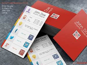 31 modern business card templates free eps ai psd for Editable business card template