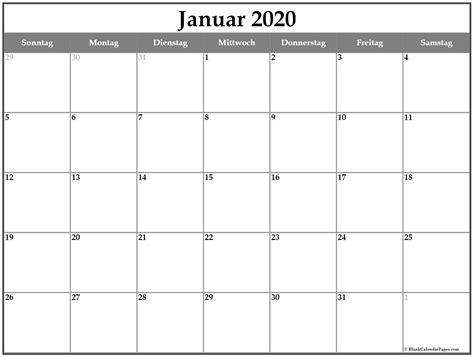 januar kalender kalender