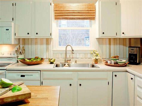 cr馥r un ilot de cuisine crédence de cuisine en bois massif en 20 idées originales