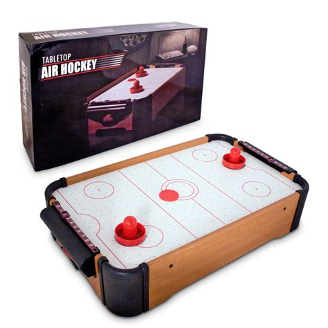 tabletop air hockey portable classic pinball game