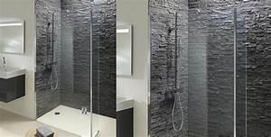 renovation tout sur le panneau mural de salle de bains With porte d entrée pvc avec revetement mur salle de bain pvc