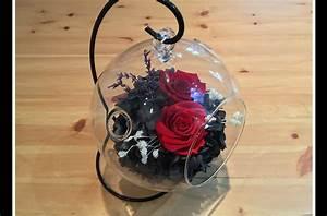 Rose Eternelle Sous Cloche : la rose ternelle vous connaissez ~ Farleysfitness.com Idées de Décoration