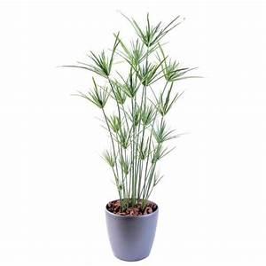 Plante Exterieur Artificielle : papyrus 110cm pvc plante artificielle ext rieur achat vente fleur artificielle cdiscount ~ Teatrodelosmanantiales.com Idées de Décoration