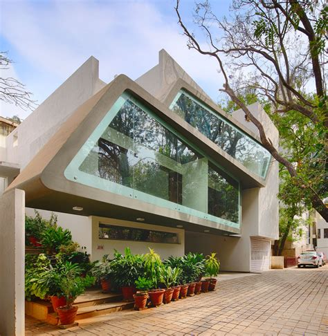 architecture continuous designs a modern home in bangalore india