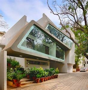 Architecture Continuous Designs a Modern Home in Bangalore ...