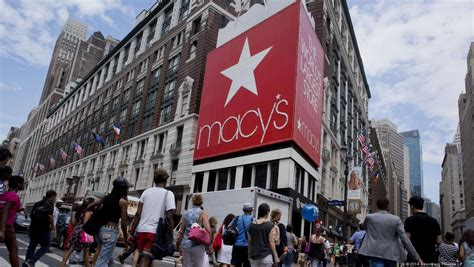 Macy's Lists 40 Stores Closing, Thousands Of Layoffs
