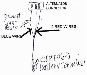 83 300d Alternator Exciter Wire Troubles