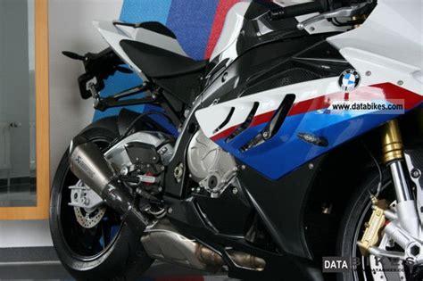 2011 Bmw S1000rr Race Abs + Dtc Motorsport Colors