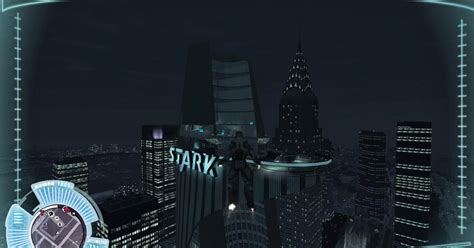 Stark Tower Support