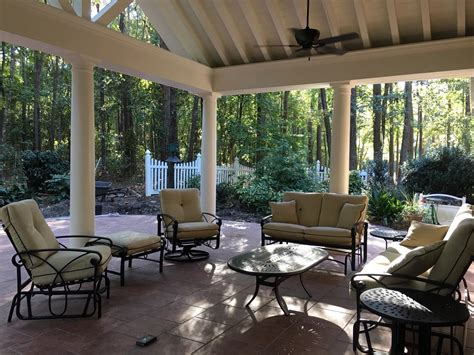 Porch Porch by Columbia Screened Porch And Open Porch Builder