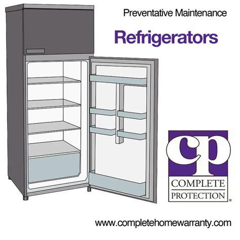 Refrigerator Maintenance by Refrigerator Preventive Maintenance Complete Appliance