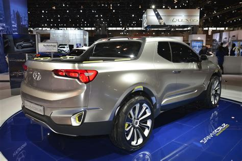 hyundai santa cruz pickup reportedly   final