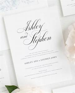 timeless calligraphy wedding invitations wedding With wedding invitations calligraphy or not