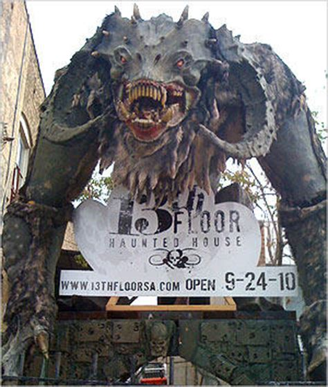 13th floor san antonio 13th floor haunted house expands s a s scary options