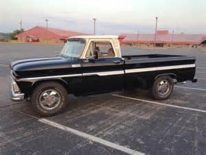 1965 Chevrolet C20 Fleetside Pickup 4 Ton