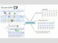 Xmap Calendars XMind Online Library