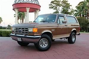 1987 Ford Bronco Eddie Bauer – TEXAS TRUCKS & CLASSICS