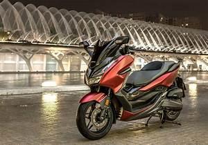Honda Forza 125 2018 : honda forza 125 renovada em 2018 motojornal ~ Melissatoandfro.com Idées de Décoration
