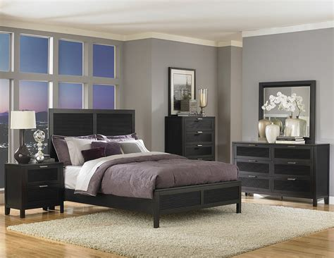 Black Lacquer Bedroom Furniture Raya Furniture