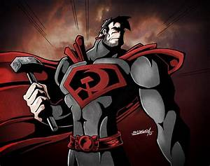 1000+ images about Red Son Superman / Batman / Wonder ...