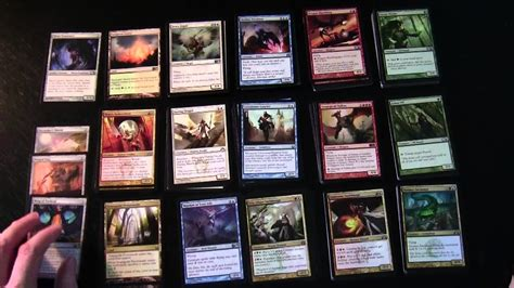 Magic The Gathering  2014 Core Set Deck Builder's Toolkit