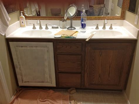painting bathroom vanity ideas vintage marketplace white redirection bathroom redo