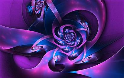 Purple Pink Abstract Wallpapers Desktop Heart Background