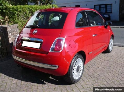 Fiat 500 Lounge For Sale by Used 2012 Fiat 500 Lounge Dualogic Auto Leather For