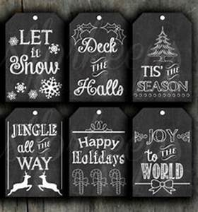 Free download cute chalkboard christmas signs printable for Kitchen colors with white cabinets with papier cadeau noel