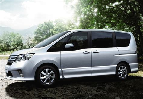 Nissan Serena Wallpapers by Nissan Serena Highway S Hybrid C26 2012 Wallpapers