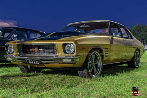 1971 Holden Hq - Bossq - Shannons Club